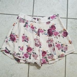 Show Me Your Mumu Floral Vero Shorts